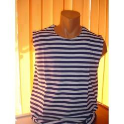 Моряшка тениска - без ръкав